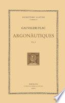 Argonàutiques (vol. I)