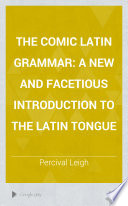 The Comic Latin Grammar Book