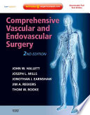 Comprehensive Vascular and Endovascular Surgery Book