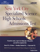 New York City Specialized Science High Schools Admissions Test