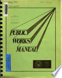 Public Works Manual