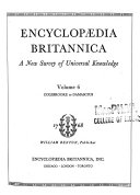 Encyclopaedia Britannica A New Survey Of Universal Knowledge