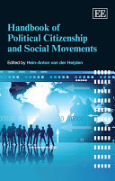 Handbook of Political Citizenship and Social Movements