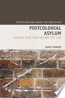 Postcolonial Asylum Book