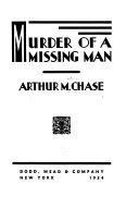 Murder of a Missing Man