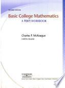 A. I. E. Basic College Mathematics