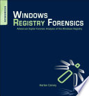 Windows Registry Forensics