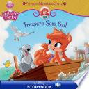 Palace Pets  Treasure Sets Sail  A Princess Adventure Story Book