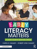 Early Literacy Matters Pdf/ePub eBook
