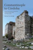 Constantinople to Córdoba
