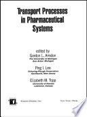 Transport Processes in Pharmaceutical Systems Book