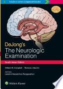 Dejong's The Neurologic Examinations