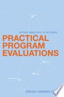 Practical Program Evaluations