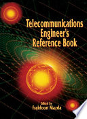 Telecommunications Engineer s Reference Book Book