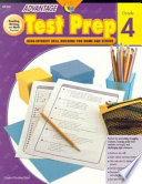 Advantage Test Prep Grade 4