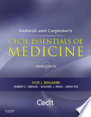 """""""Andreoli and Carpenter's Cecil Essentials of Medicine E-Book"""" by Ivor Benjamin, Robert C. Griggs, J. Gregory Fitz, Edward J Wing"""