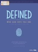 Defined Who God Says You Are Older Kids Activity Book Book PDF