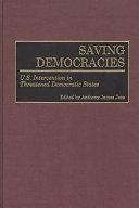 Saving Democracies