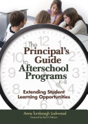 The Principal s Guide to Afterschool Programs  K 8