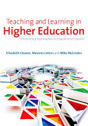 Teaching and Learning in Higher Education Book