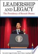 Leadership and Legacy Book PDF