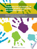 Human Milk in the Feeding of Preterm Infants: Established and Debated Aspects