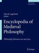 Encyclopedia of Medieval Philosophy
