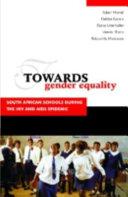 Towards Gender Equality