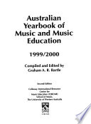 Australian Yearbook of Music and Music Education