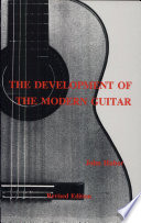The Development Of The Modern Guitar