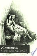 Romances  The count of Monte Cristo