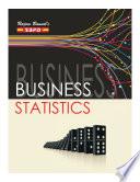 Business Statistics by Dr  V  C  Sinha  Dr  Alok Gupta  Dr  Jitendra Kumar Saxena  SBPD Publications  Book