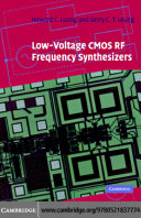 Low Voltage CMOS RF Frequency Synthesizers