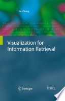 Visualization for Information Retrieval Book