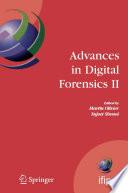 Advances in Digital Forensics II Book