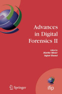 Advances in Digital Forensics II [Pdf/ePub] eBook