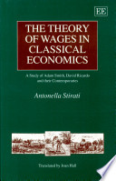 The Theory Of Wages In Classical Economics