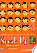 Speak Up 4' 2007 Ed.
