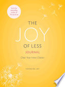 The Joy of Less Journal
