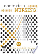Contexts Of Nursing Book PDF