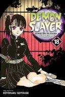 Demon Slayer  Kimetsu no Yaiba  Vol  18