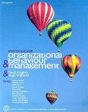 Introducing Organizational Behaviour and Management