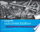 The Nonprofit Outcomes Toolbox