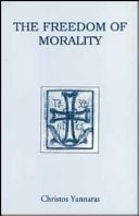 The Freedom of Morality Book