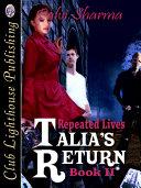 Pdf Repeated Lives Book II Talia's Return
