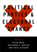 Political Parties and Electoral Change: Party Responses to ...