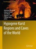 Pdf Hypogene Karst Regions and Caves of the World Telecharger