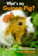 What's My Guinea Pig?