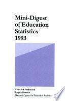 Mini digest of Education Statistics Book