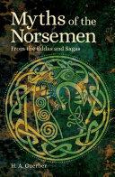 Myths of the Norsemen Pdf/ePub eBook
